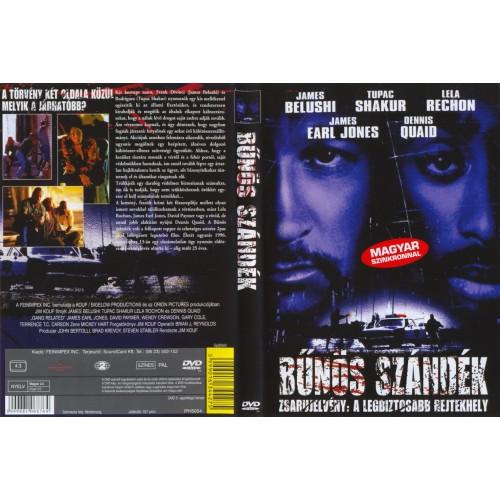 Bűnös szándék (DVD) *