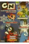 7 Cartoon Network + 1 Jetix könyvmagazin egy csomagban