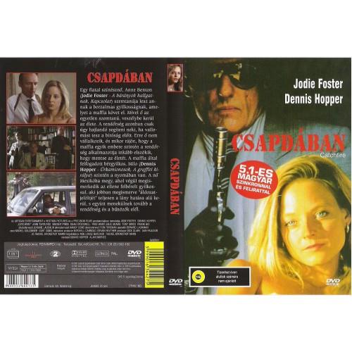 Csapdában (DVD)