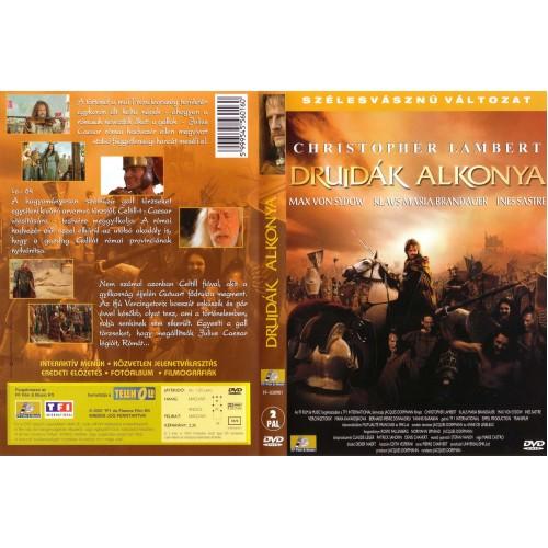 Druidák alkonya (DVD)
