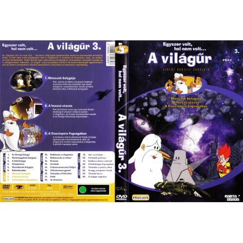 Egyszer volt, hol nem volt... A világűr 3. (DVD), Procidis kiadó, DVD