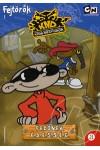 Fejtörők 1. - Fedőnév: É.D.E.S.S.É.G. - Cartoon Network foglalkoztató füzet