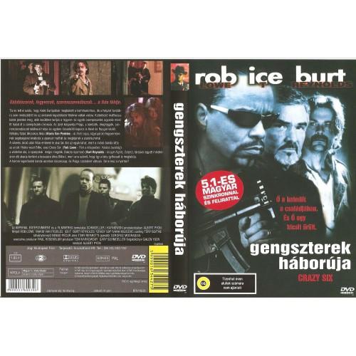 Gengszterek háborúja (DVD)