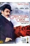 Gyilkosság az Orient expresszen DVD, Mirax kiadó, DVD