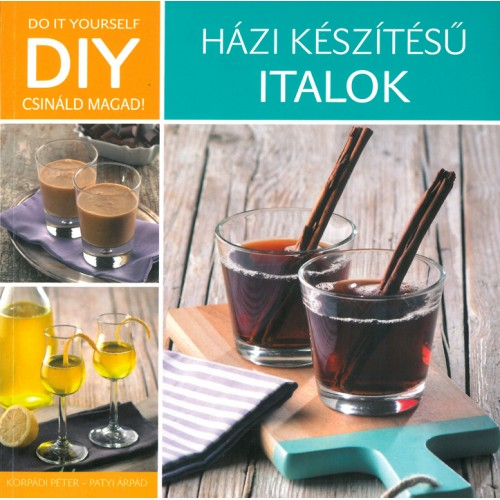 Házi készítésű italok (DIY)