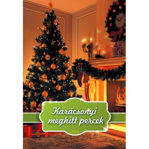Karácsonyi meghitt percek