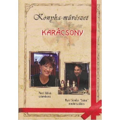 Konyha-művészet - Karácsony (DVD) *