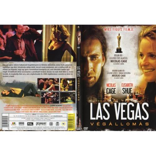 Las Vegas végállomás (DVD) *