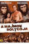 A majmok bolygója DVD,  kiadó, DVD