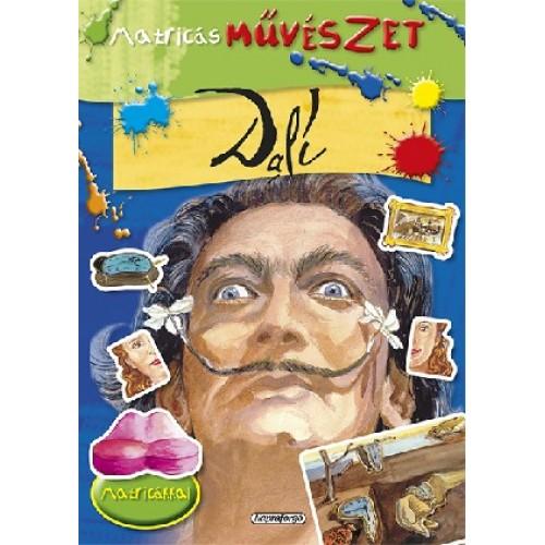Matricás művészet - Dalí, Napraforgó kiadó, Gyermek- és ifjúsági könyvek