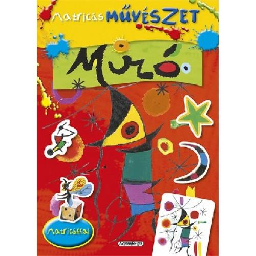 Matricás művészet - Miró, Napraforgó kiadó, Gyermek- és ifjúsági könyvek