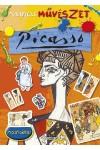 Matricás művészet - Picasso, Napraforgó kiadó, Gyermek- és ifjúsági könyvek
