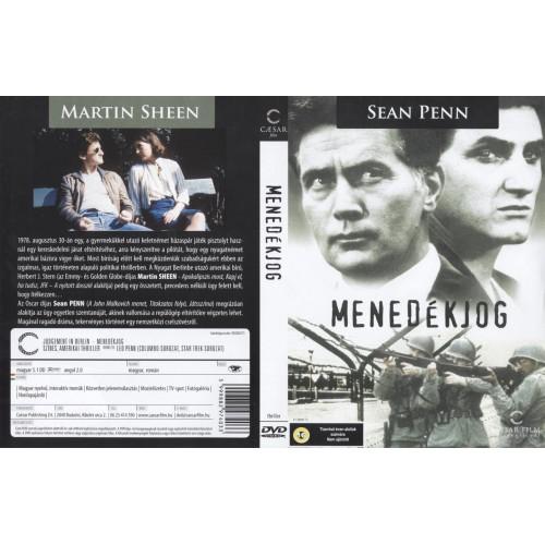 Menedékjog (DVD)