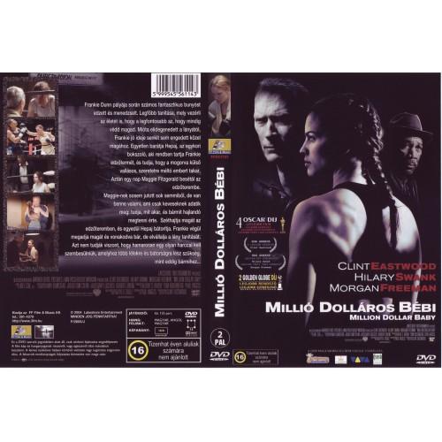 Millió dolláros bébi (DVD) *