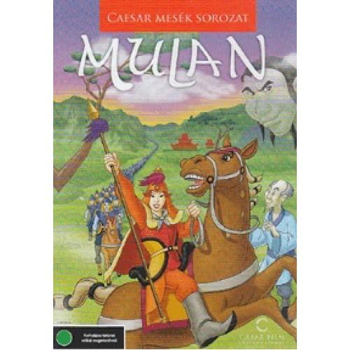 Mulan (Caesar mesék) (DVD)