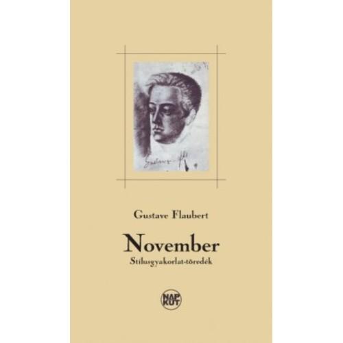 November – Stílusgyakorlat töredék