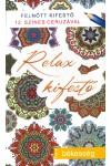 Relax kifestő: Békesség 12 színes ceruzával, TKK kiadó, Ajándékkönyvek, albumok