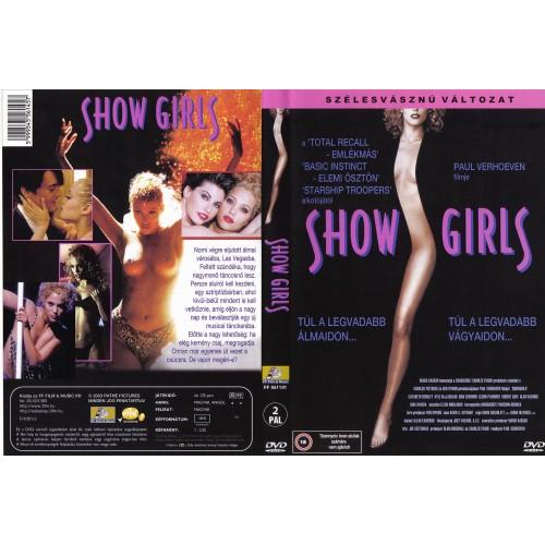 Showgirls (DVD)