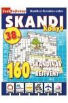 ZsebRejtvény SKANDI Könyv 38., CsoSch Bt. kiadó, Folyóiratok