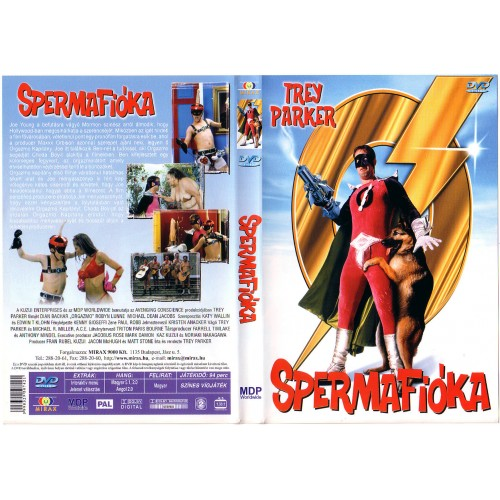 Spermafióka (DVD)