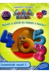 Számhősök meséi 1. Milyen a gömb és milyen a kocka?, Egmont Hungary kiadó, Gyermek- és ifjúsági könyvek