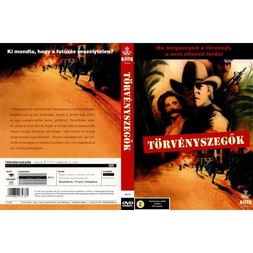 Törvényszegők (DVD)