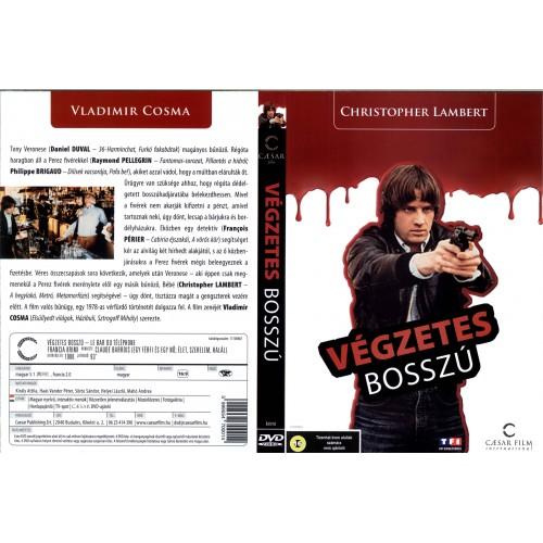 Végzetes bosszú (DVD)