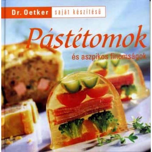Dr. Oetker - Pástétomok és aszpikos finomságok