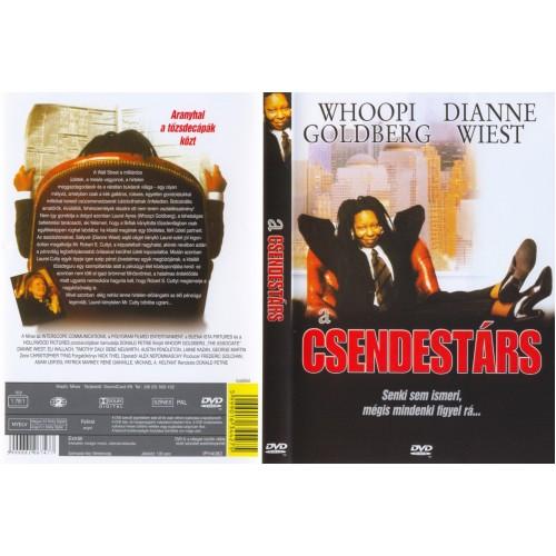 A csendestárs (DVD)