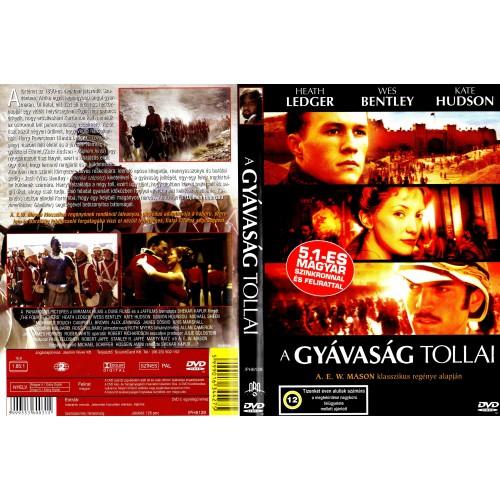 A gyávaság tollai (DVD)