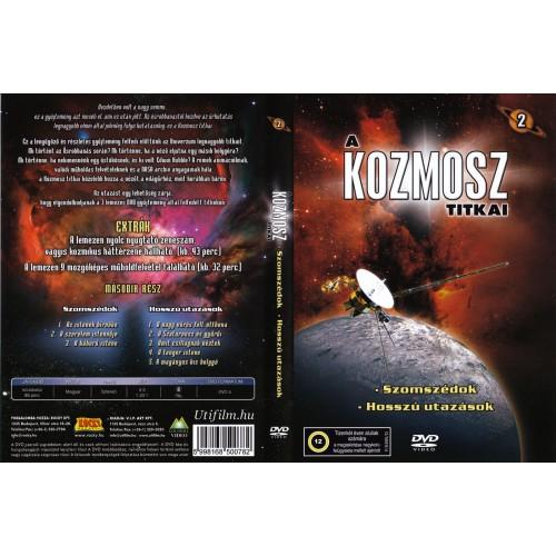 A kozmosz titkai 2.  (DVD)