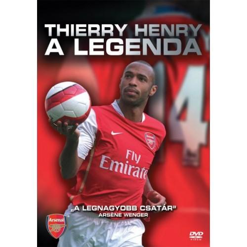 Foci - Thierry Henry - A legenda (DVD)