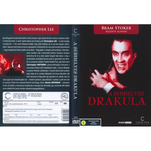 A sebhelyes Drakula (DVD)