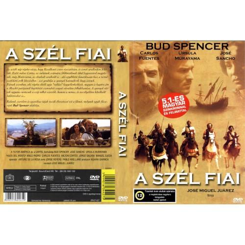 A szél fiai - Bud Spencer (DVD) *