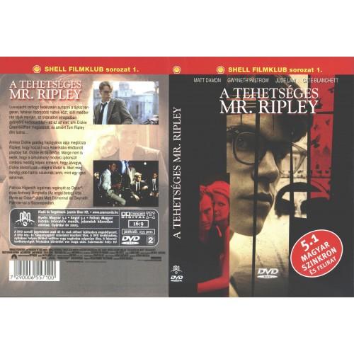 A tehetséges Mr. Ripley (DVD)