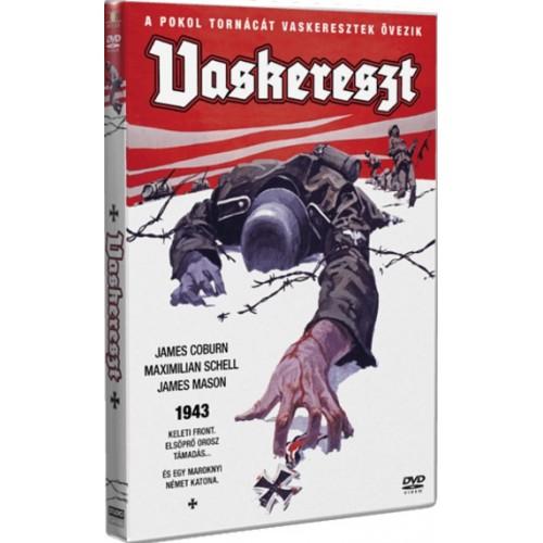 Vaskereszt (DVD)