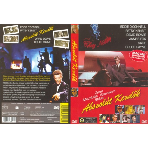 Abszolút kezdők (DVD)