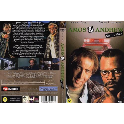 Amos & Andrew bilincsben (DVD) *