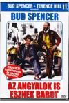 Az angyalok is esznek babot - Bud Spencer - Terence Hill 11. (DVD)