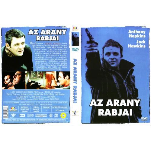 Az arany rabjai (DVD)