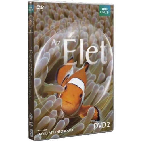 Az Élet 2. (BBC Earth) (DVD) *