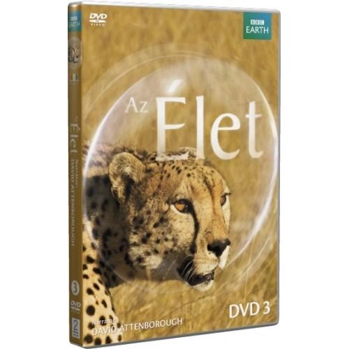 Az Élet 3. (BBC Earth) (DVD)
