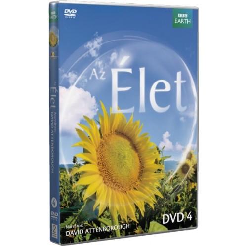 Az Élet 4. (BBC Earth) (DVD)