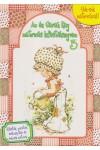 Az én Sarah Kay matricás kifestőkönyvem 3.