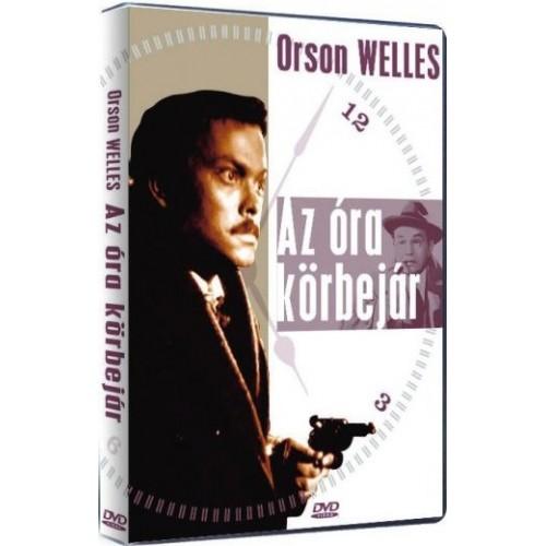 Az óra körbejár (DVD)
