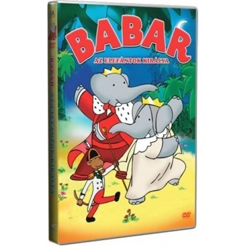 Babar - Az elefántok királya (DVD)