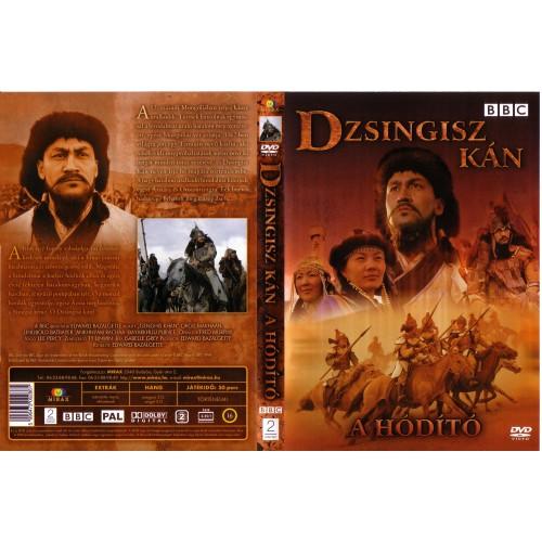 BBC - Dzsingisz kán - a hódító (DVD) *