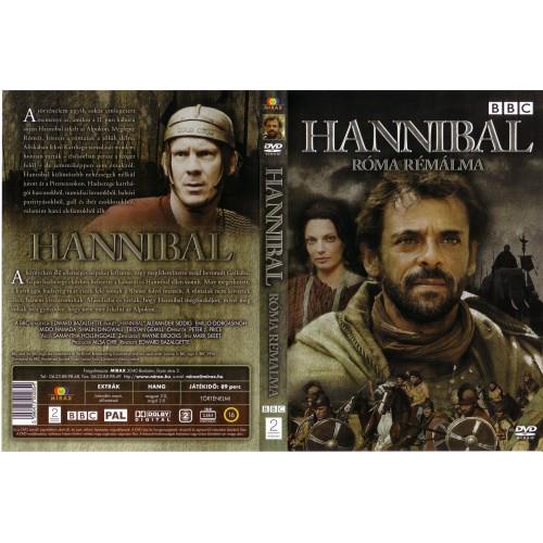 BBC - Hannibál - Róma rémálma (DVD) *