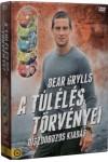Bear Grylls - A túlélés törvényei 5 DVD-s díszdoboz (Discovery DVD)