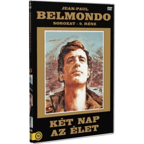 Belmondo - Két nap az élet (DVD)